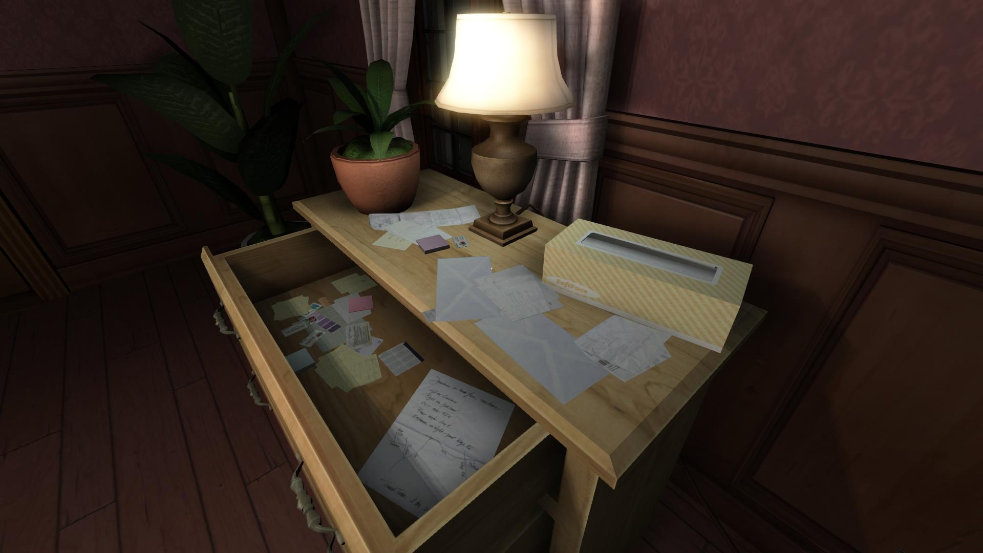 Gone Home Foyer : Gone home lesson writes of passage annotating a foyer